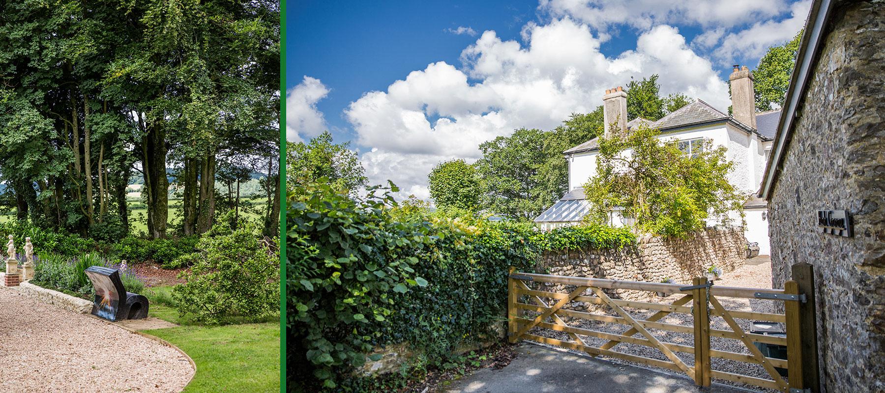 Bathurst Holiday Cottages To Rent In Devon High Grange